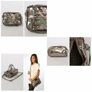 Karmaloop Amelie Bag Pewter Nila Anthony Purse
